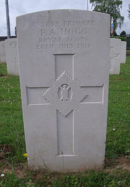 Profile picture for Frank Arthur Hogg