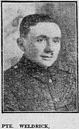 Profile picture for William Weldrick