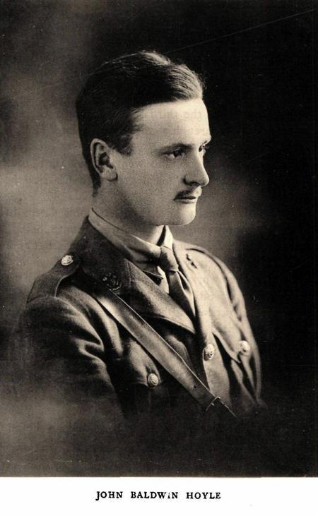 Profile picture for John Baldwin Hoyle