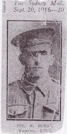 Profile picture for William Burke