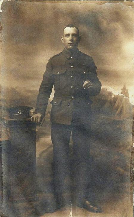Profile picture for Wilfred Gordon Smith