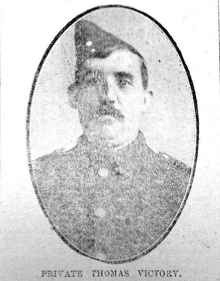 Profile picture for Thomas William Victory