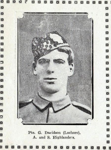 Profile picture for George Davidson