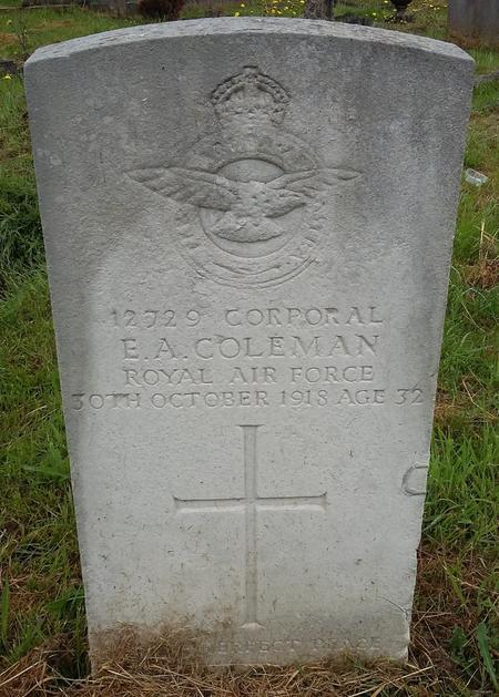 Profile picture for Edward Albert Coleman