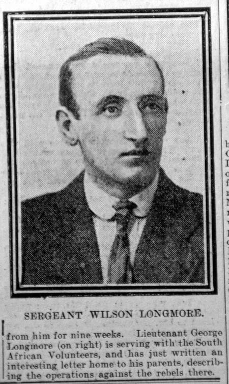 Profile picture for Wilson Longmore