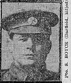 Samuel Boyce from Barnsley Chronicle