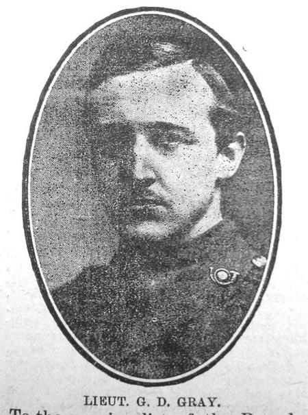 Profile picture for George Donald Gray