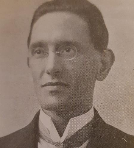Profile picture for Thomas Hambury Jones