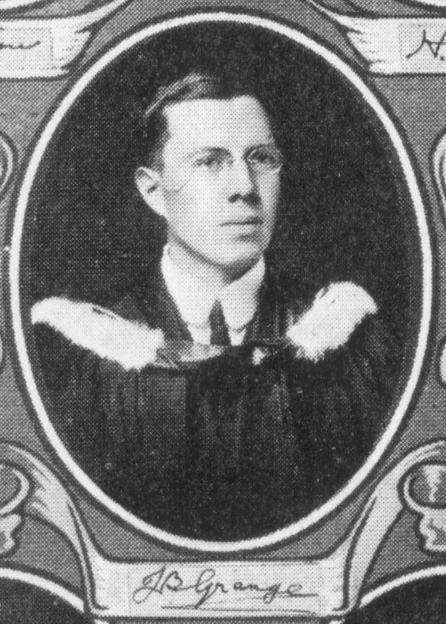 Profile picture for James Burness Grange