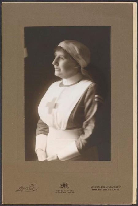 Profile picture for Maud Edith Eleanor Watson, M.b.e.