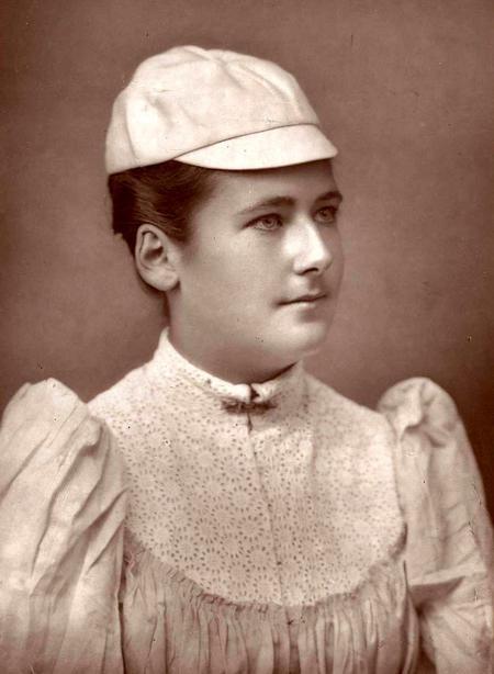 Profile picture for Charlotte A.k.a. Lottie Dod