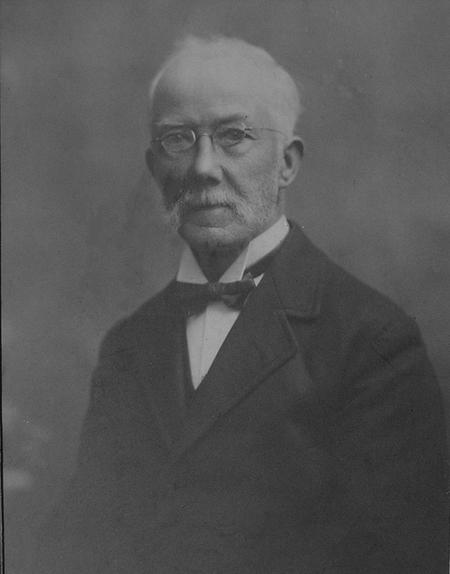 Walter's Father James Brown