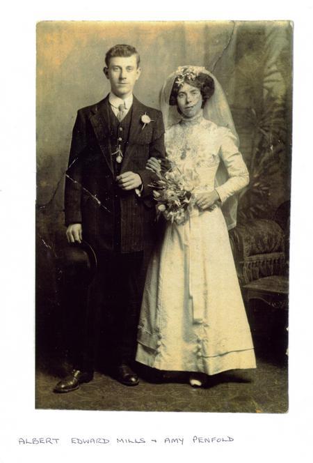 Albert and Amy's Wedding