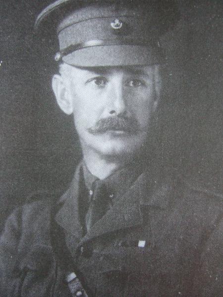 Lt Col Chester-Master