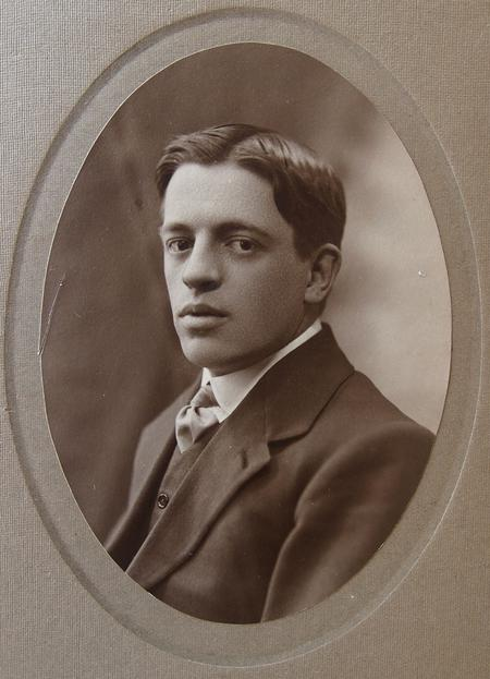 Profile picture for Walter Ernest Gilmour