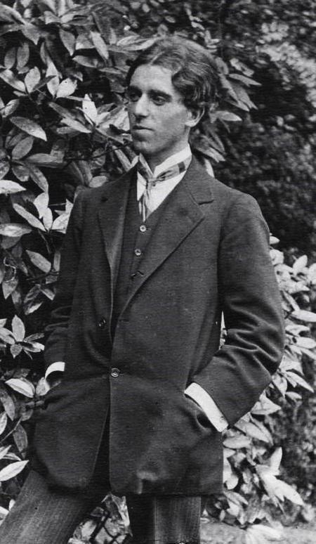 Claughton Pellew in 1911