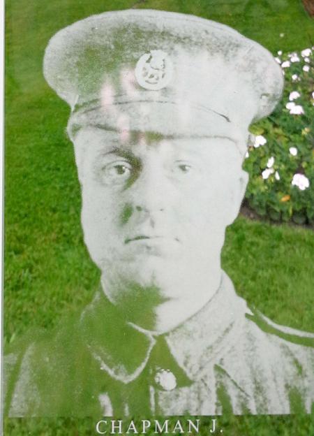 Profile picture for John Chapman