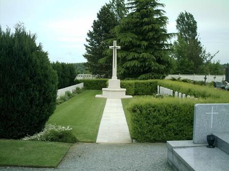 Betancourt War Cemetery