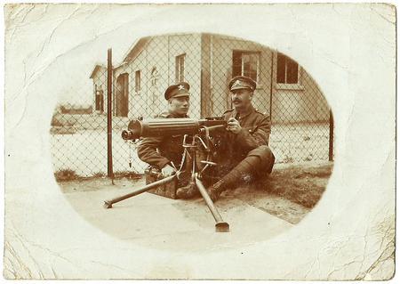 Cpl Thomas Morley, 34th Battalion Machine Gun Corp