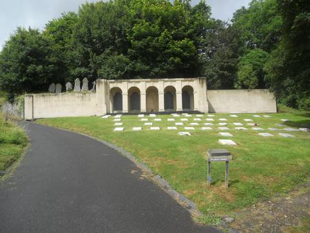 Arnos Grove, Cemetery 2016
