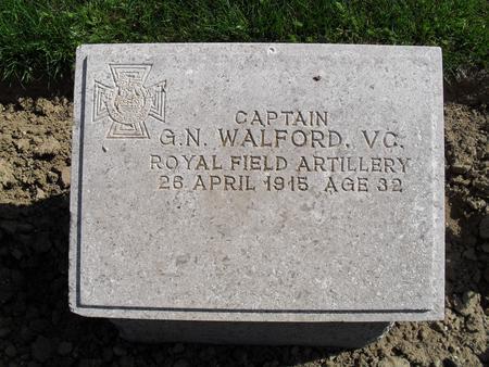 G N Walford VC