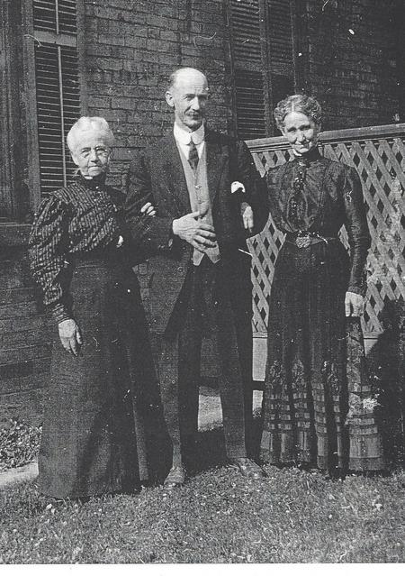 James Bruce Gould's extended family