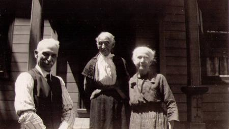 James Bruce Gould's Family