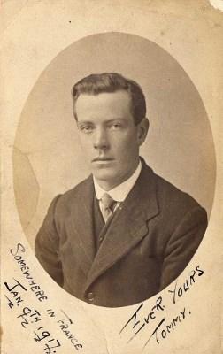 Profile picture for Walter Tom Tiltman