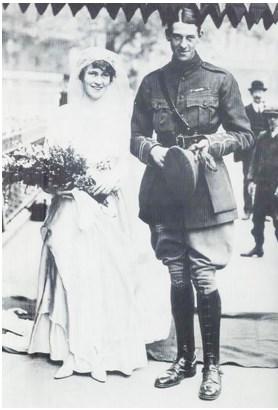 Captain & Mrs Pamela Congreve
