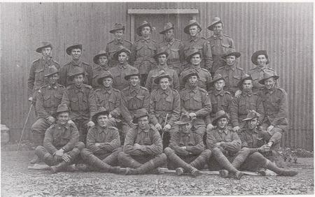 24th Battalion Signal School, Rollestone, UK