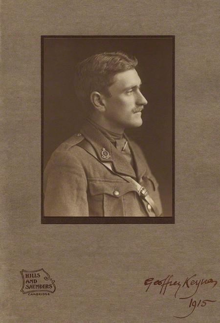 Profile picture for Geoffrey Langdon Keynes