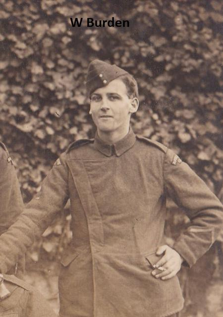 Profile picture for Walter Burden
