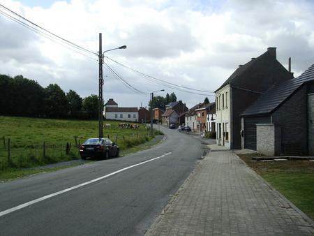 Rue Leon Save, Mons, Belgium.