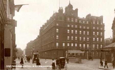 Baileys Hotel, Gloucester Road, Kensington, London