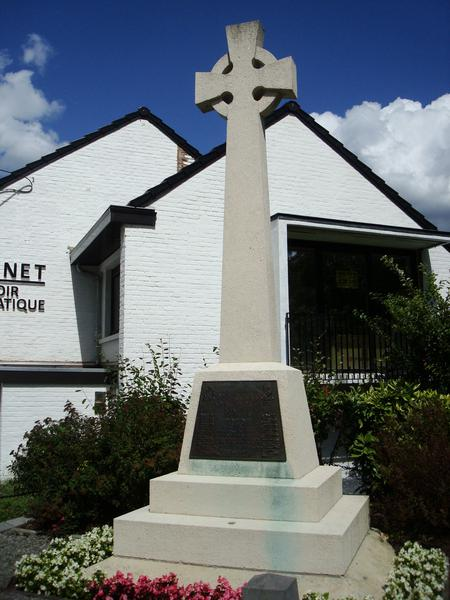 2nd Battalion R.I.Rgt. Memorial, Mons.