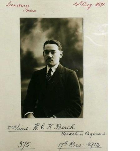Profile picture for William Claud Kennedy Birch