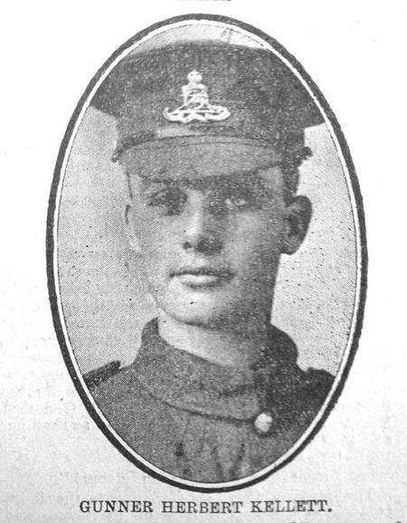 Profile picture for Herbert Kellett