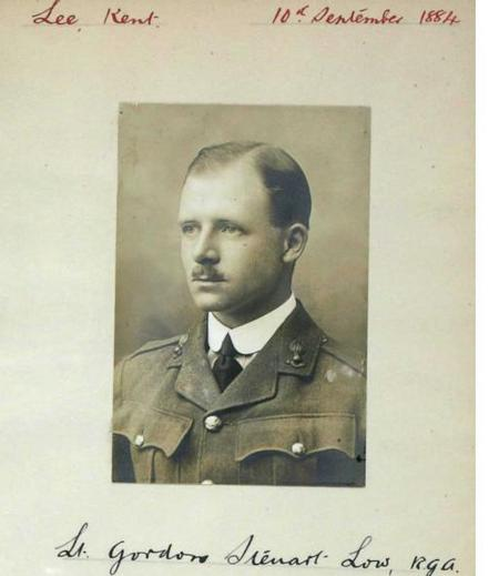 Profile picture for Gordon Steuart Low