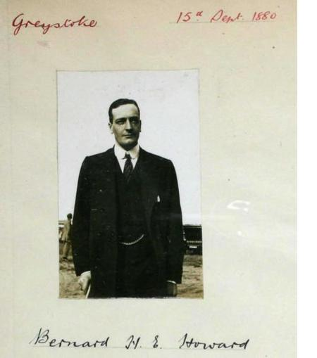 Profile picture for Bernard Henry Esme Howard