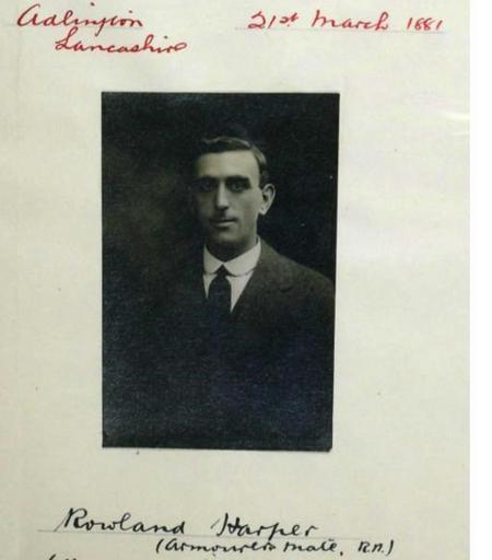 Profile picture for Rowland Harper
