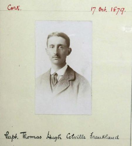 Profile picture for Thomas Hugh Colville Frankland