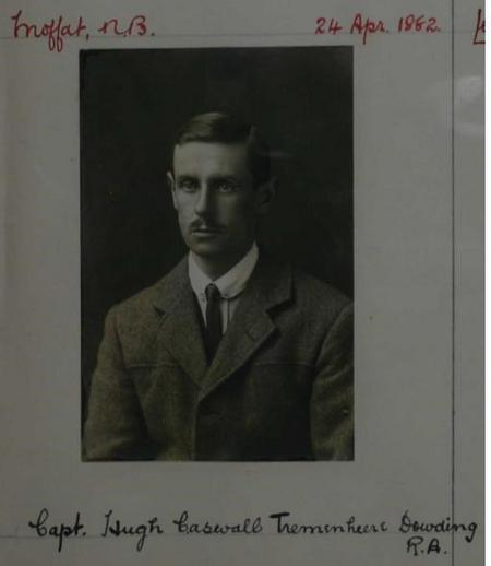 Profile picture for Hugh Caswall Tremenheere Dowding