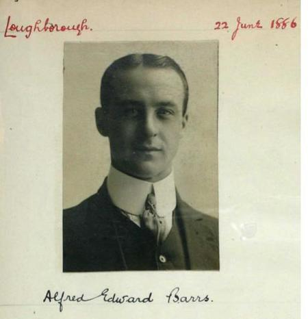 Profile picture for Alfred Edward Barrs