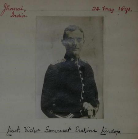 Profile picture for Victor Somerset Erskine Lindop