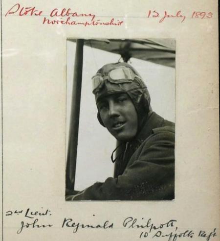 Profile picture for John Reginald Philpott