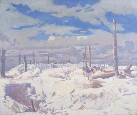 William Orpen Painting 1917