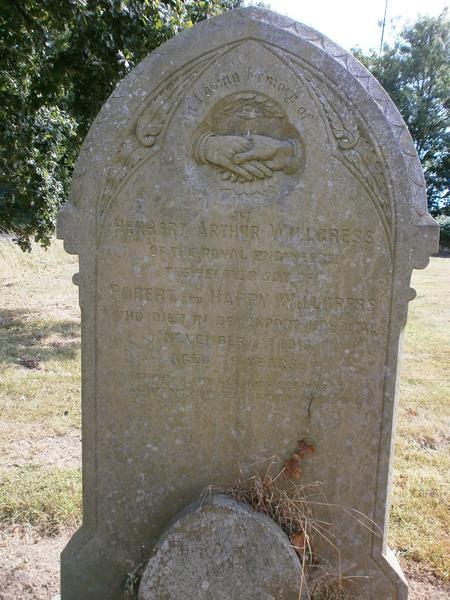 Profile picture for Herbert Arthur Willgress