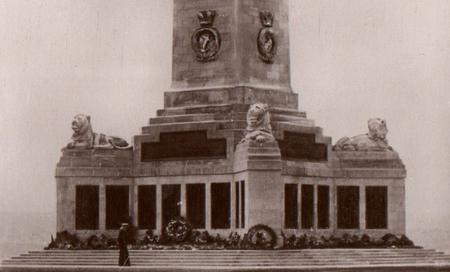 Naval War Memorial Chatham, Kent.