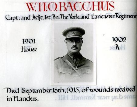 Profile picture for William Hubert Ogden Bacchus