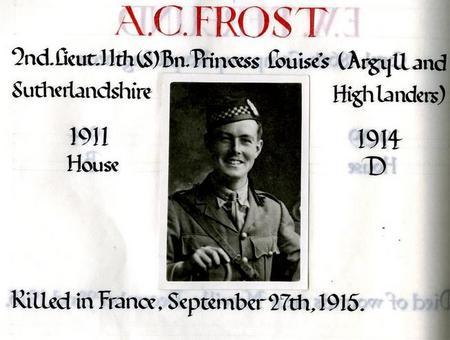 Profile picture for Arthur Colin Frost